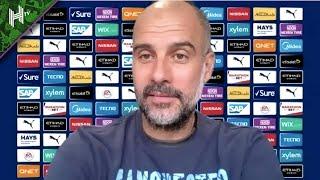 No chance of Jadon Sancho returning to City | Man City v Liverpool | Pep Guardiola press conference