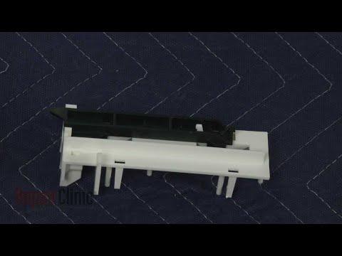 Kitchenaid Microwave Door Switch Actuator Replacement #WPW10120235
