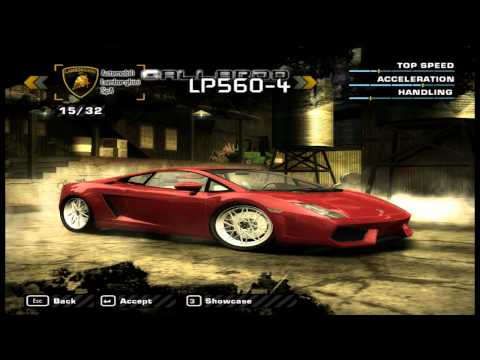 NFS Most Wanted - 25 new cars [download link] [HOW TO INSTALL] [ LINK WORKS]