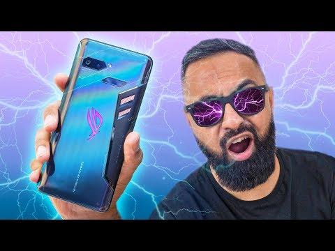 ROG Phone - The ULTIMATE Gaming Smartphone