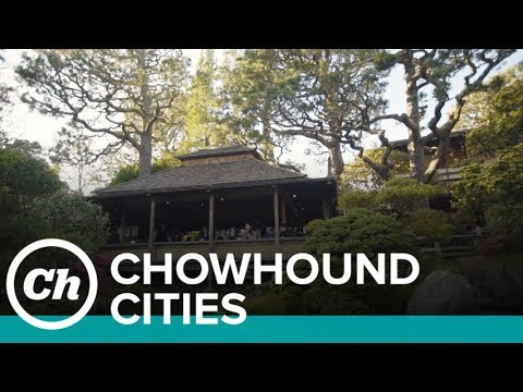 Achieve Zen Inside the Oldest Japanese Garden in America | Chowhound Cities - San Francisco