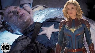 Download Top 10 Characters We Want To See In Captain Marvel Video