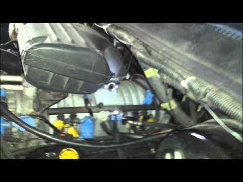 Throttle Position Sensor Replacement - 2001 Dodge Ram 1500