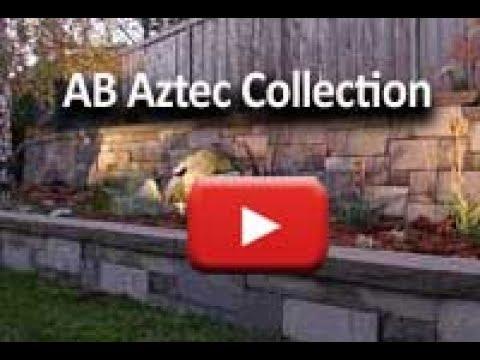 Retaining Wall Product Description - AB Aztec