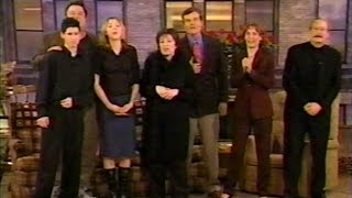 The Roseanne Show Reunion (1998)