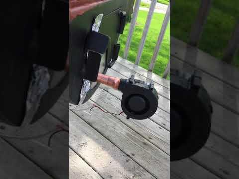 Homemade PID Smoker Controller