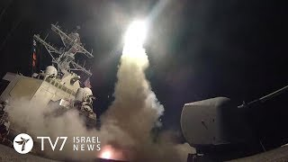 Russia threatens to forcefully confront U.S. attacks in Syria - TV7 Israel News 11.04.18