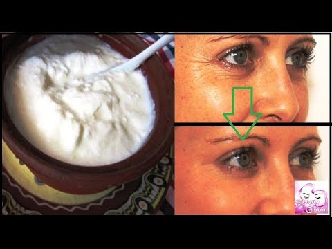 You Only Need 2 Ingredients To Keep Your Skin Free Of Wrinkles