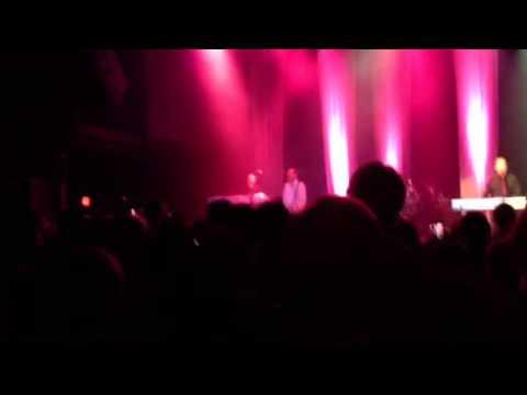 OMD Live at 9:30 club DC