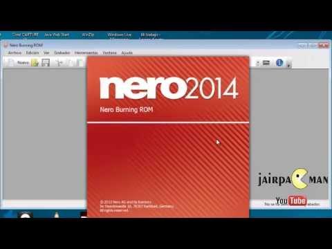 nero burning rom 2014 full