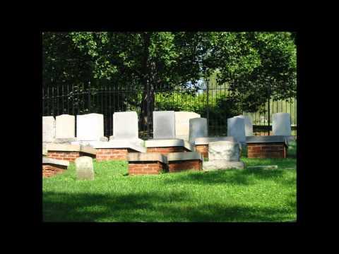 Thomas Jefferson's Descendant Graveyard Plot