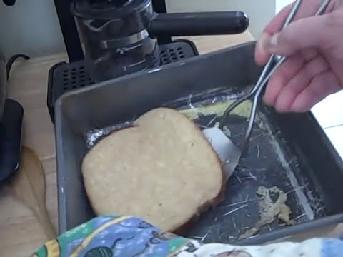 French Toast Recipe From Pop It In The Toaster Oven .mp4