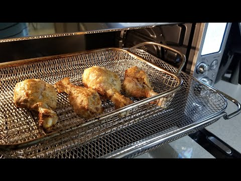 Breville Smart Oven Air Fried Chicken Kentucky Kernel