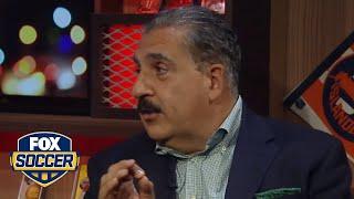 Fernando Fiore previews Copa America on FOX Sports Live