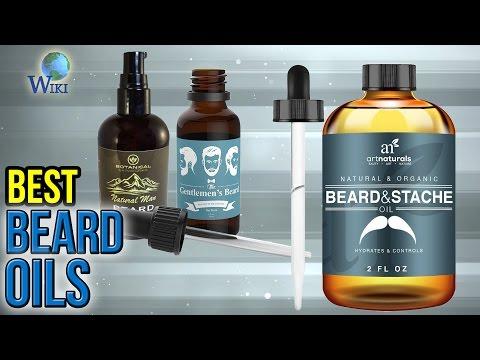 6 Best Beard Oils 2017