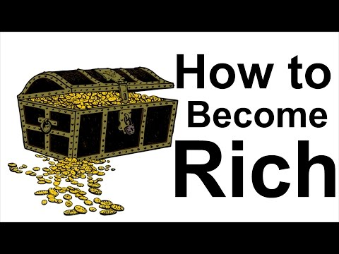 [Hindi - हिन्दी] How to Become Rich - How to Get rich - How to Become a Millionaire - Get Rich Fast