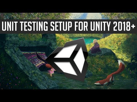 Basic Unit Testing Setup with Assembly Definition Files | Unity 2018 Tutorial