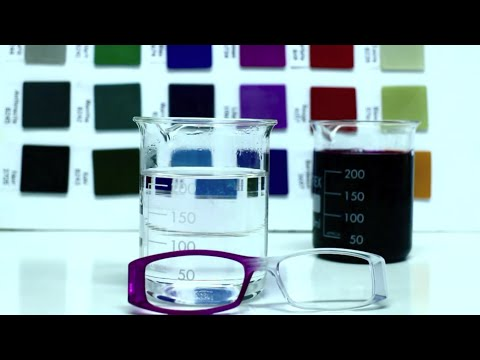 Coloration by Dipping - Spectacle Frames - TCN