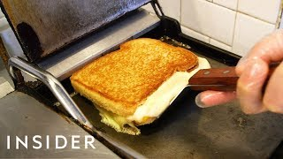 Murray's Cheese Makes The Best Grilled Cheese In NYC