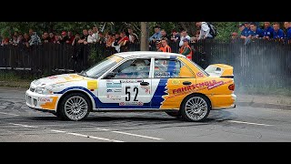 Best of Mitsubishi Rally - [HD]