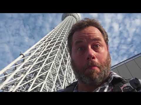 Tokyo Day 2, Tokyo Game Show, Asakusa, Tokyo SkyTree, Shibuya
