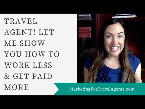 How Do Travel Agents Make Money