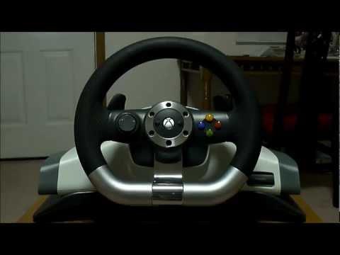 Review: XBOX 360 Wireless Racing Wheel