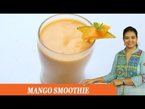 MANGO SMOOTHIE - Mrs Vahchef