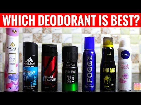 20 Deodorants in India Ranked from Worst to Best
