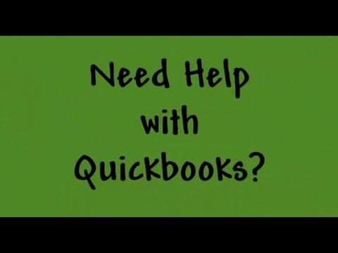 Non Profit Contributions Setup in Quickbooks 2013
