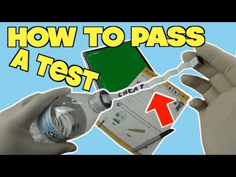 Ways To Get Good Grades On Any Test That You Didn't Study For - SCHOOL LIFE HACKS
