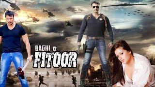 Baghi Ka Fitoor - Dubbed Hindi Movies 2016 Full Movie HD l Darshan, Chitra Shenoy