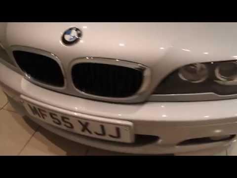 USED BMW 3 SERIES 2.0 320CD DIESEL SPORT 2DR 148 BHP