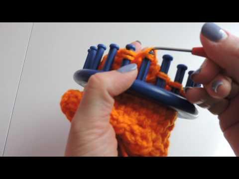 Easy Loom Knit Cup Cozy