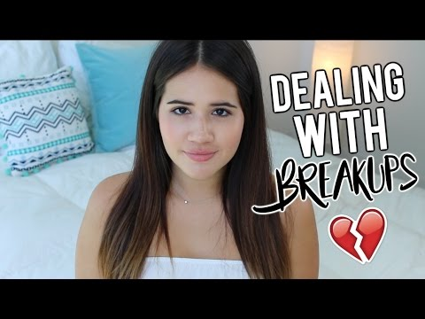 THE TRUTH ABOUT HEARTBREAK + HOW TO MOVE ON FROM YOUR EX   Ask Deborah Anything #10
