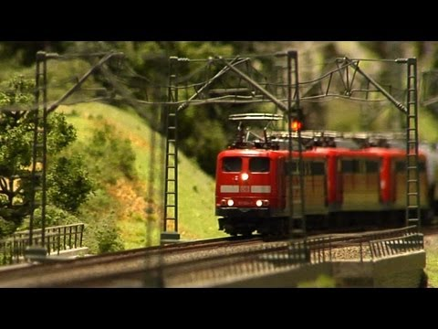 Largest Model Train of the World
