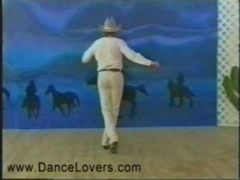 Learn to Dance the Country Two Step - Volume 4 - Ballroom Dancing