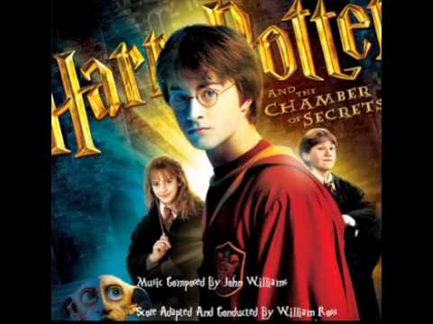 Chamber of Secrets Complete Score - Fawkes Heals Harry