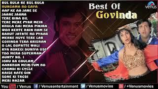 Top 21 - Best of Govinda Dance Songs |Jukebox| Superhit Bollywood Hindi Songs | Best Of Govinda Song