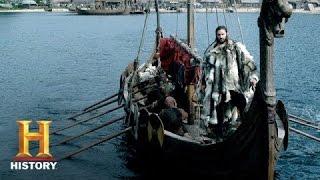 Vikings: Secrets of the Vikings: The Viking Longship   History