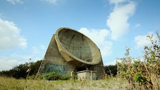 See How Innovative Sound Mirrors Helped Detect Enemy Aircraft