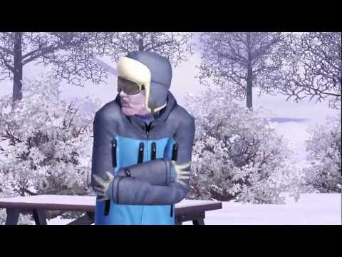 The Sims 3 Seasons- Announce Trailer