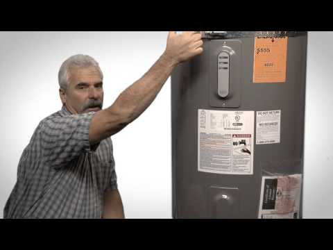 How to Find Water Heater Model Numbers