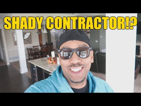 How to Deal with Contractors for Rehabs, Investment Properties and Real Estate Projects...