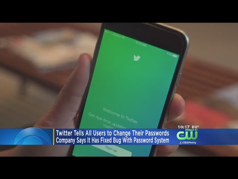 Twitter Urging Users To Change Password After Internal Password Bug Discovered