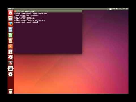 Root User Ubuntu 14.04