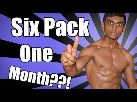How to get a six pack ep#10 sixpack in one month??!!