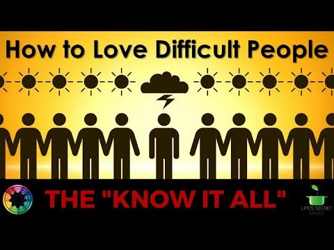 Dealing With Difficult People | The