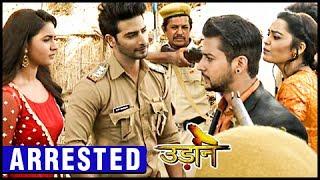 Ajay and Chakor Arrest Vivaan And Ragini | Udann Sapnon Ki | उड़ान सपनों की | TellyMasala