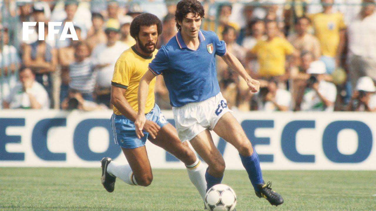Italy v Brazil   1982 FIFA World Cup   Full Match
